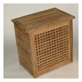 Teak Hamper