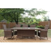 Del Ray 6 Piece Dining Set