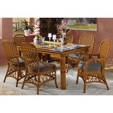 South Sea Rattan Dining Tables