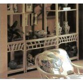 South Sea Rattan Sofa & Console Tables