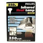 Infrared Heat-Ray Light Bulb
