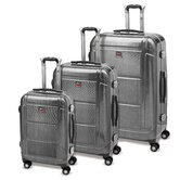 Armour-1 3 Piece Spinner Luggage Set