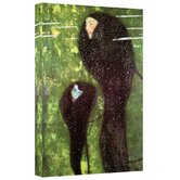 Gustav Klimt ''Mermaids'' Canvas Art
