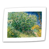Vincent van Gogh &quot;Lilacs&quot; Canvas Wall Art