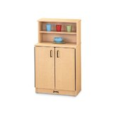 School Age Natural Birch Cupboard