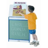 Chalkboard Big Book Easel
