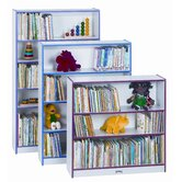 Rainbow Accent Bookcase