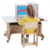 Jonti-Craft Home Office Desks