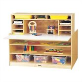Maxi 48&quot; W Script-n-Skills Station Children's Desk