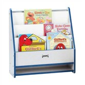 25&quot; H KYDZ Rainbow Accents Toddler Book Stand - Rectangular