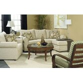 Crysall Living Room Collection with Chaise