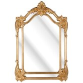 Roccoco Arch Mirror