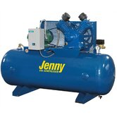 80 Gallon 3 HP Two Stage Electric Stationary Air Compressor