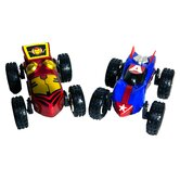 Regenerators Iron Man and Captain America Vehicle (Set of 2)