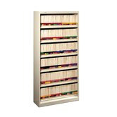 600 Series Six-Shelf Letter File