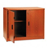 10700 Series Cabinet w/Doors, Adjustable Shelf, 36 x 20 x 29-1/2, Henna CY
