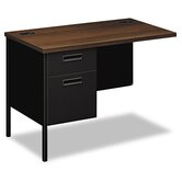 Metro Classic Series Workstation 29.5&quot; H x 42&quot; W Left Desk Return