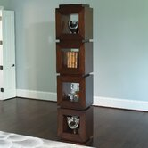 Skyscraper Etagere in Walnut