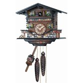 Large Cuckoo Clock with Music