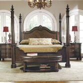 James Island Four Poster Bed