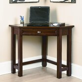 Hanover Corner Computer Desk with Easy Glide Drawer