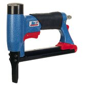 "Pneumatic Tacker 3/8"" Crown Upholstery Stapler w/ Long Nose"