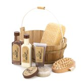 Bamboo Sugarcane Spa Basket