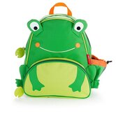 Zoo Frog Backpack
