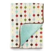 Mod Dot Nursery Blanket