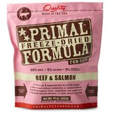 Freeze-Dried Beef and Salmon Formula Cat Treat
