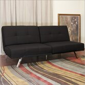 Baxton Studio Ewing Convertible Sofa