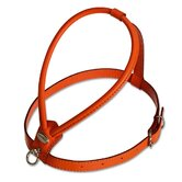 Fashion Soft Leather Dog Harness