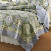 Laura Ashley Coverlets & Quilts