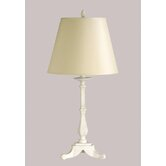 Webber Table Lamp with Charlotte Shade