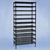 Designer Wire Shelves  - 24&quot; Deep