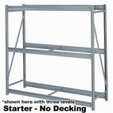 4 Tier Rack Units - (60&quot;W x 30&quot; D x 96&quot;H)