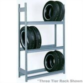 3 Tier Auto Tire Rack Units