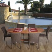 Atlantic 7 Piece Dining Set