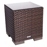 Aventura Wicker Side Table