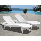 Atlantic Chaise Lounges (Set of 2)