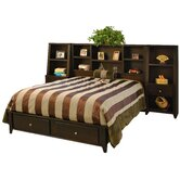 Urban Loft Storage Panel Bed