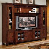 Alpine Lodge Entertainment Center