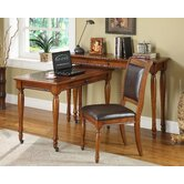 Cambridge 3 Piece L-Shape Desk Office Suite