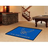 US Armed Forces Novelty Rug