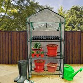 3 Tier Greenhouse with Wheels
