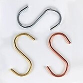 4&quot; Professional Grid Pot Hooks (4 Pack)