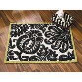 Harlow Damask Kids Rug