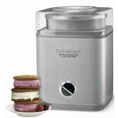 Pure Indulgence 2-qt. Frozen Yogurt-Sorbet &amp; Ice Cream Maker