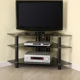Bermuda 44&quot; Corner TV Stand