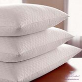 Damask Diamond Sateen Goose Down Pillow